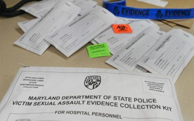 Millions in state, federal money ready to help Maryland police departments test rape kits, some years old
